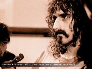 Frank Zappa Hamburg1968 Zfz1