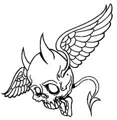 Trip's Tattoo Flash 6301