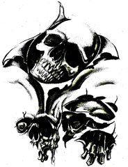 Trip's Tattoo Flash 6302