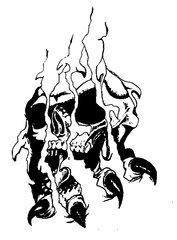 Trip's Tattoo Flash 6304
