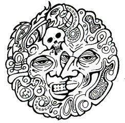 Trip's Tattoo Flash 6307