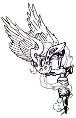 Trip's Tattoo Flash 6312