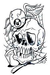 Trip's Tattoo Flash 6316