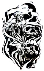 Trip's Tattoo Flash 6322