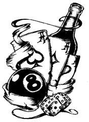 Trip's Tattoo Flash 6324
