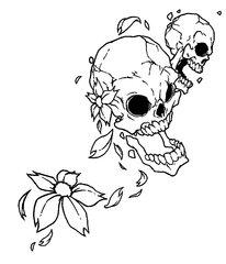 Trip's Tattoo Flash 6381