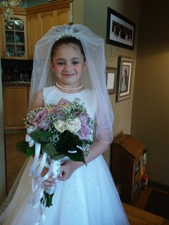 Lauren's First Holy Communion