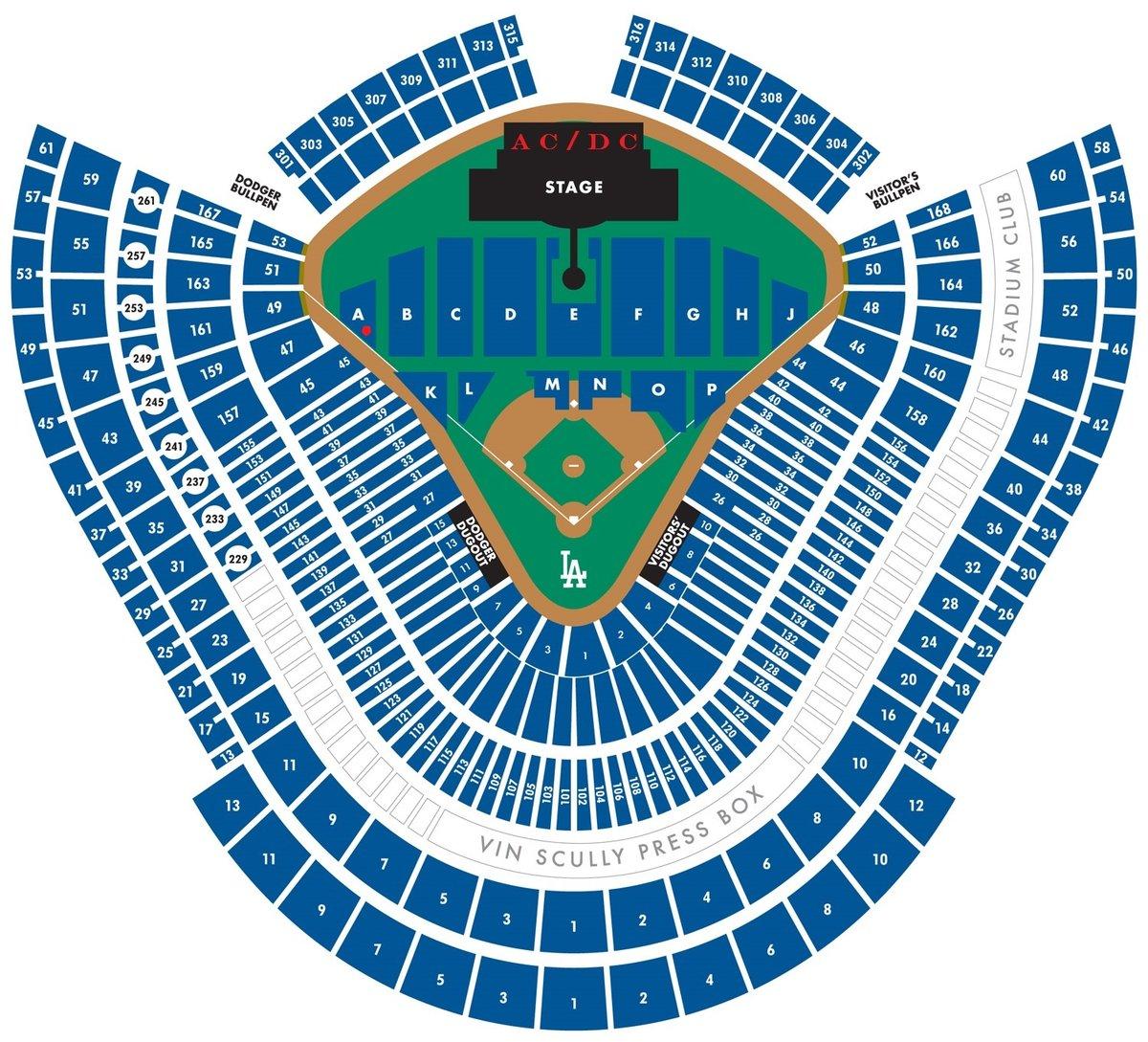 Ohio Stadium Seating Chart Concert