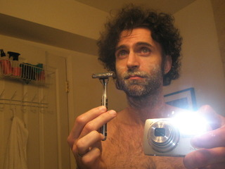 Shaving 1