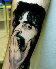 Zappa Tattoo