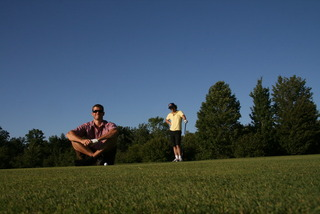 Dz And Bt On The Links In Upstate Ny 2009