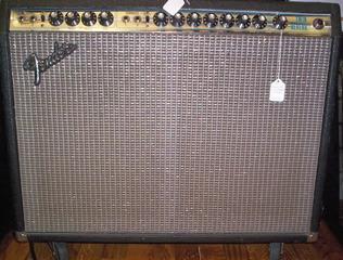 Fender Twin Reverb Silv