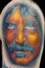 Frank Zappa By Seanherman