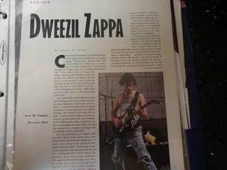 Zapa Scrapbook 2