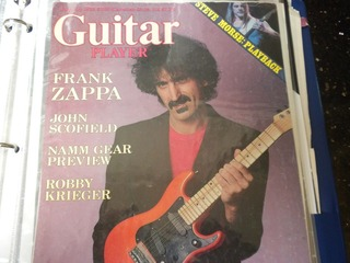 Zappa Scrapbook 3