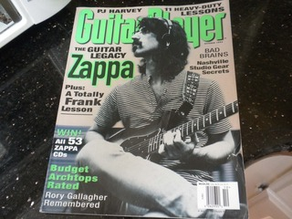 Zappa Guitar Player