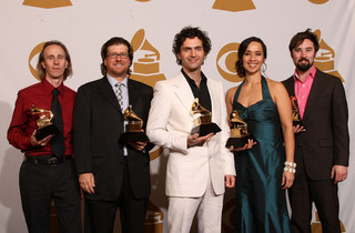 51st Annual Grammy Awards Press Room Z Ut Lb Alb02zl