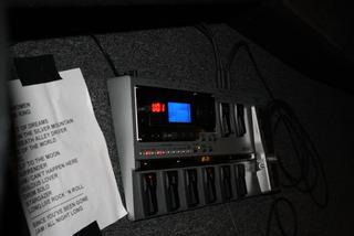 Jürgen Blackmore pedal (Korg)