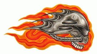 Trip S Tattoo Flash 1378