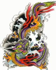 Trip S Tattoo Flash 1392