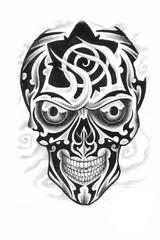 Trip S Tattoo Flash 1445