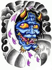 Trip S Tattoo Flash 1447