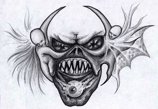 Trip S Tattoo Flash 1455