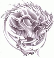 Trip S Tattoo Flash 1457