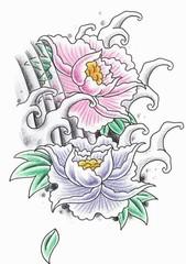 Trip S Tattoo Flash 1458
