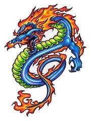 Trip S Tattoo Flash 1626