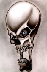 Trip S Tattoo Flash 1632