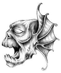 Trip S Tattoo Flash 1645