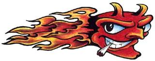 Trip S Tattoo Flash 1646