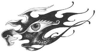 Trip S Tattoo Flash 1647