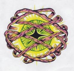 Trip S Tattoo Flash 1649