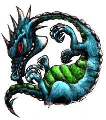 Trip S Tattoo Flash 1651