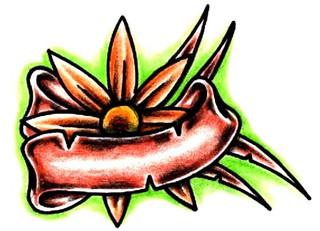 Trip S Tattoo Flash 1711