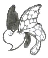 Trip S Tattoo Flash 1714