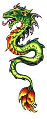 Trip S Tattoo Flash 1726