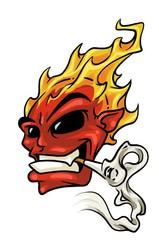Trip S Tattoo Flash 1732