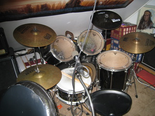 My Drums.