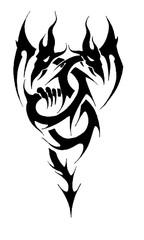 Trip S Tattoo Flash 1869