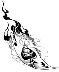 Trip S Tattoo Flash 1884