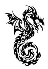 Trip S Tattoo Flash 1888