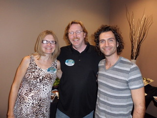 Lisa, Tommy and Dweezil 1