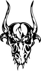 Trip S Tattoo Flash 2085