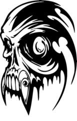 Trip S Tattoo Flash 2097