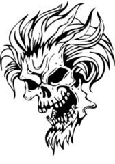 Trip S Tattoo Flash 2121