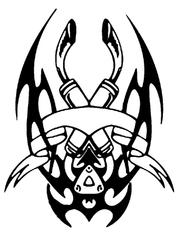 Trip S Tattoo Flash 2225