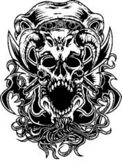 Trip S Tattoo Flash 2288